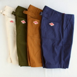 DANTON - work short pants