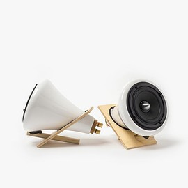 Joey Roth - Joey Roth Ceramic Speakers