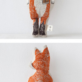 Coral&Tusk - POCKET DOLL zakka fox pocket doll ポケット付ドール キツネ