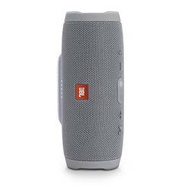 JBL - CHARGE3 Bluetooth Speaker (GRAY)