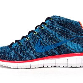 """NIKE - FREE FLYKNIT CHUKKA """"LIMITED EDITION for NSW BEST"""""""