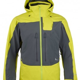 Burton - AK457 Guide Jacket (Neon Yellow/Steel Gray)