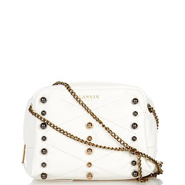 LANVIN - Baby Sugar leather cross-body bag