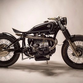 Spirit Lake Cycle - BMW R90 Bobber