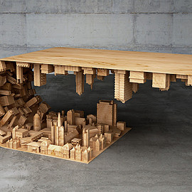 inception - coffee table