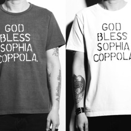 WRIGHT - GOD BLESS SOPHIA COPPOLA_Tee