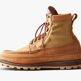FILSON & RUSSELL MOCCASIN - WATER-RESISTANT PH BOOT