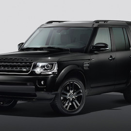 Land Rover - Discovery Black Edition