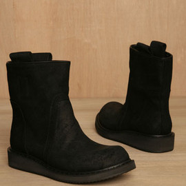 Rick Owens - Men's Low Boots