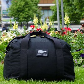 GORUCK - KIT BAG 32L (BLACK)