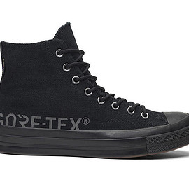 CONVERSE - Converse Chuck Taylor All Star 70 Gore-Tex High Tops Black