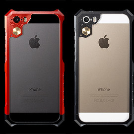 C-1 for iPhone5 REAL METAL