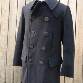 U.S.NAVY - WWⅠ 13 STAR P-COAT