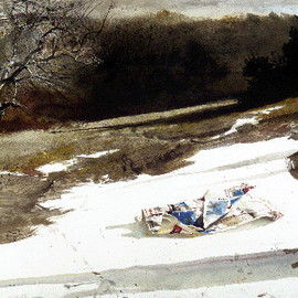 Andrew Wyeth - Sunday Times