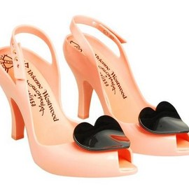 Vivienne Westwood and Melissa - Lady dragon pink