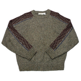 YVES SAINT-LAURENT - Vintage Yves Saint Laurent Wool Blend Sweater Mens Size Small (Slim Fit)
