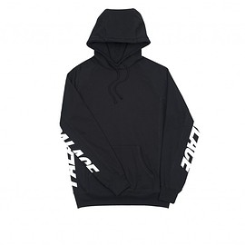Palace Skateboards - PANEL CONSTRUCTED HOOD BLACK