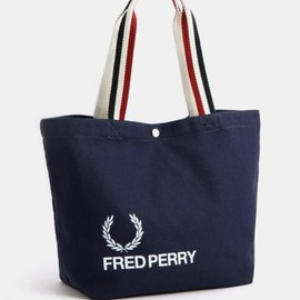 Fred Perry - FRED PERRY キャンバストートバッグ