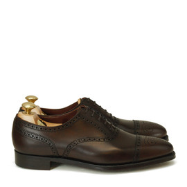 Crockett&Jones - COVENTRY/Dark Brown Calf