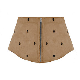 LPD NEW YORK - Buttondown Layering Skirt