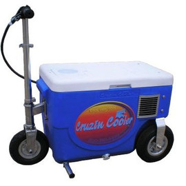 Electric Rideable Cooler 13MPH