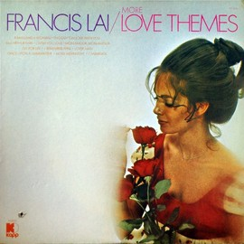 Francis Lai - MORE LOVE THEMES