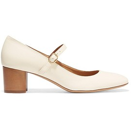 Isabel Marant - Étoile Louanne leather Mary Jane pumps