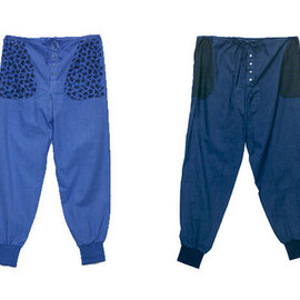 TOGA Odds&Ends - collor easy pants