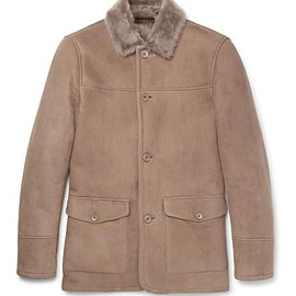 Loro Piana - Shearling Coat