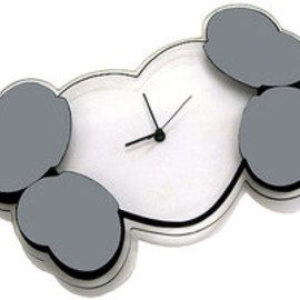 Kaws - wall clock