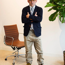 MARK MCNAIRY - styling