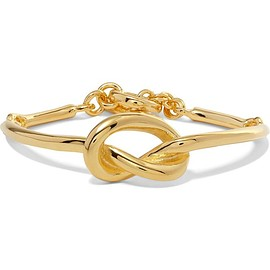 Kenneth Jay Lane - Gold-plated bracelet