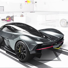 Aston Martin, Red Bull Racing - AM-BR 001