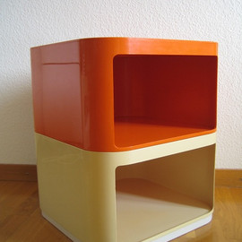 Kartell A. Castelli Containers - Kartell A. Castelli Containers