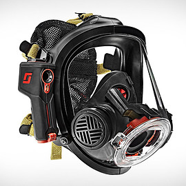 Scott Safety - Scott Sight Smart Firefighter Mask