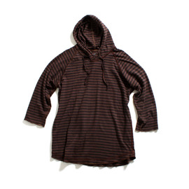 nonnative, EYESCREAM.JP - DWELLER HOODED PULLOVER QS