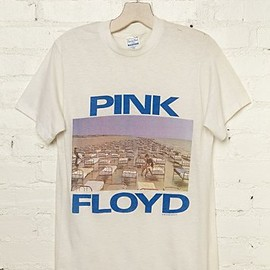 Free People - Vintage Pink Floyd '88 Rock Tee