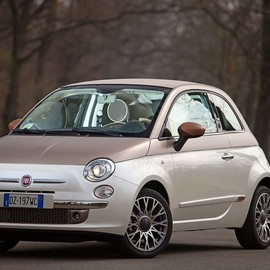 FIAT - 500 C Sassicaia Limited Edition, 2010