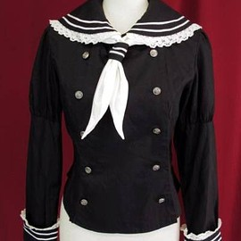 Metamorphose - Metamorphose Sailor cardigan / Metamorphosis