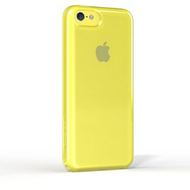 TUNEWEAR - 【日本正規代理店品】TUNEWEAR SOFTSHELL for iPhone 5c イエロー