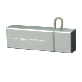 MiPow - MiPow Power Tube 3000 - Apple限定モデル Silver