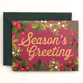 Clap Clap - NEW Season's Greeting Card for Holidays