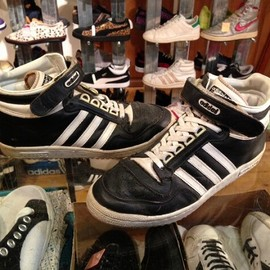 "adidas - 「<used>1992 adidas CONCORD MID black""made in KOREA"" size:GB9/h(28cm) 10800yen」販売中"
