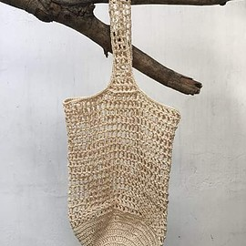 Boholy - Crochet Beach Bag