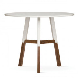 null - 1/2 Nelson Cafe Table - Misewell