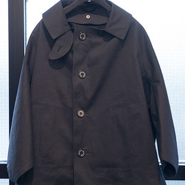 Y's × MACKINTOSH - short coat