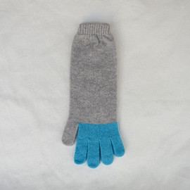 ASEEDONCLOUD - lamb's wool gloves