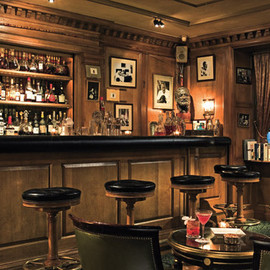 Bar Hemingway - within the Ritz Hotel, Paris (Arrow's favorite hang-out)
