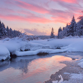 Clouds and Snow, Water and Ice