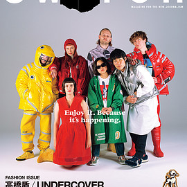 SWITCH PUBLISHING - SWITCH Vol.36 No.10 特集 高橋盾 / UNDERCOVER